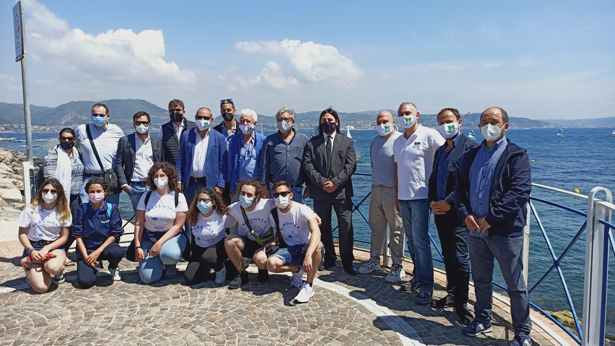 """Presentate a Bacoli le imbarcazioni acquistate nell'ambito del progetto """"SalviAMO Nettuno"""""""